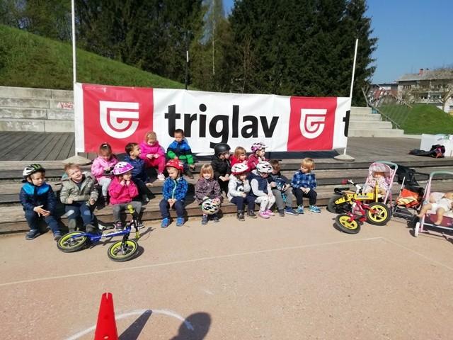 Projekt Varno v prometu  - Prometni poligon